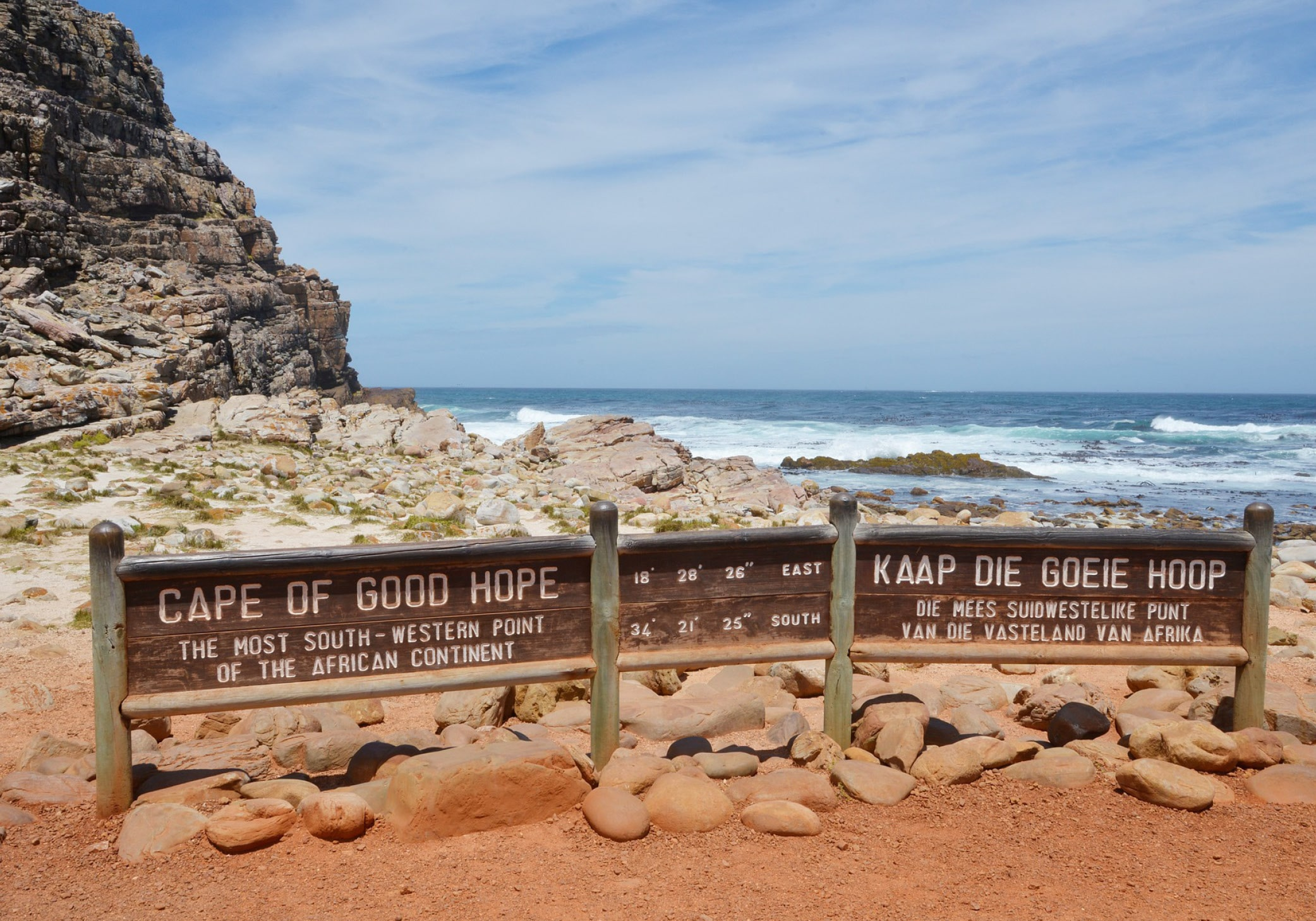 Cape Point Cape the good hope