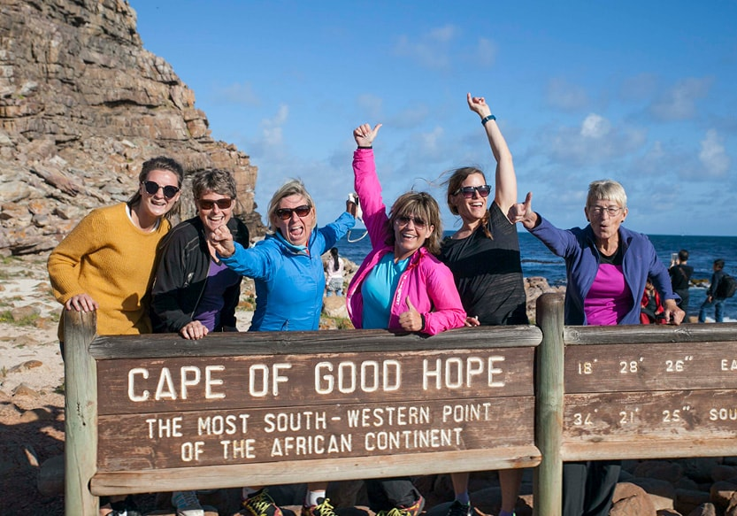 Sør Afrika Cape of good hope